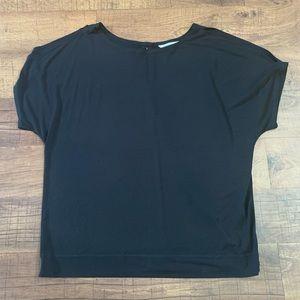 **like new aa studio black  blouse 18W